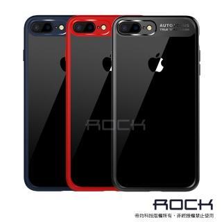 【ROCK】iPhone 7 / 8  4.7吋 晶彩系列透明手機保護殼