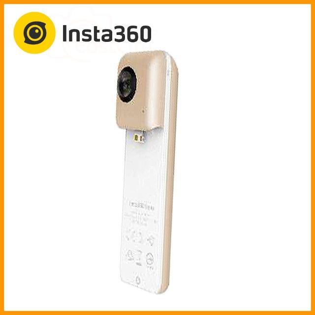 【Insta360】INSTA 360 Nano 360°全景相機攝影機(公司貨-香檳金)