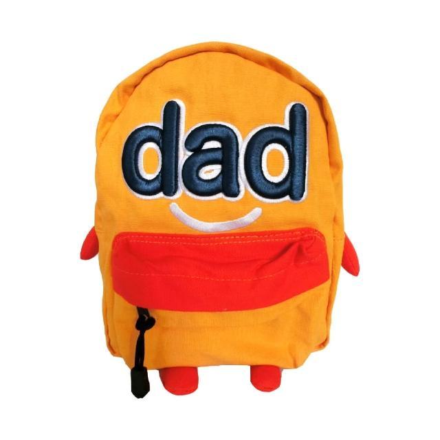 【mis zapatos台灣總代理】DAD可愛兒童包(姊妹牌MOMENTUM KIDS 橘色)