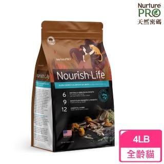 【Nurture PRO】阿拉斯加鮭魚 室內幼貓&成貓(4lb/1.8kg)