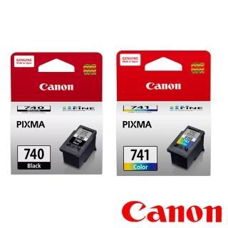 【CANON】PG-740+CL-741 原廠墨水組合(速達)