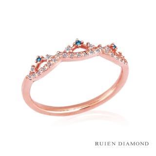 【RUIEN DIAMOND】韓國輕珠寶 飾品(14K戒指 LR086)
