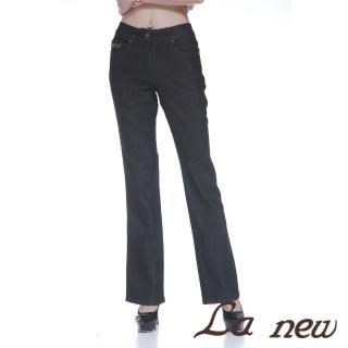 【La new outlet】冰涼感 雙彈牛仔長褲(女30771097)