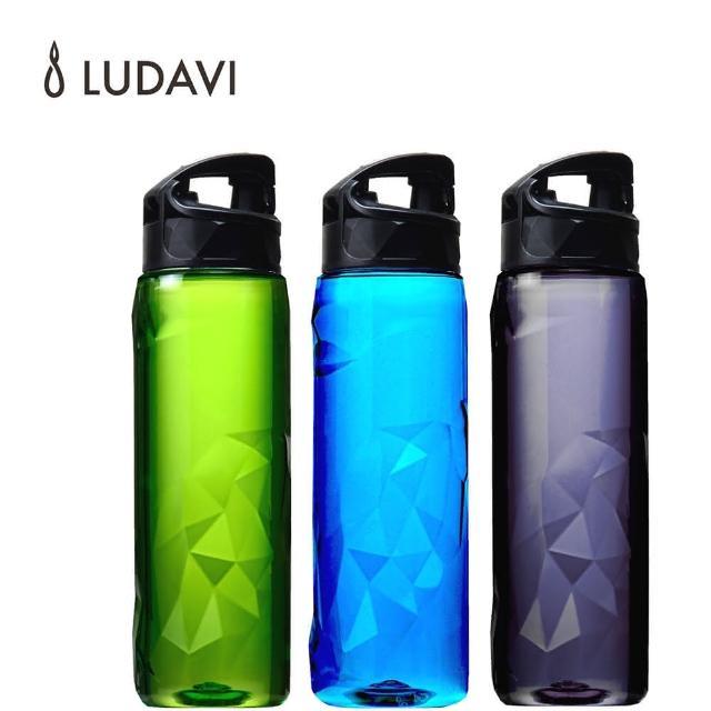 【LUDAVI鑽石水瓶700ml運動款】歐洲安全材質