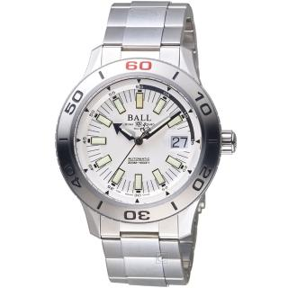 【BALL 波爾】Watch Fireman 戰火勇士系列機械錶(DM3090A-S3J-WH)