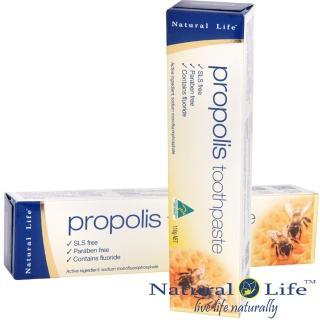 【Natural Life澳洲】蜂膠牙膏(110gX2入)