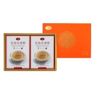 【一吉膳】魚翅粥6入禮盒-320g*6(粥)