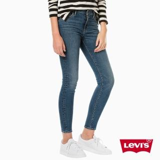 【LEVIS】721 高腰緊身窄管 / 亞洲版型 / 彈性牛仔褲(熱銷高腰版型)