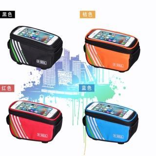 【May Shop】B-SOUL自行車包山地車手機包上官包前梁包騎行裝備(多色選擇)