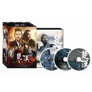 【弘恩影視】大陸劇_楚漢傳奇 DVD