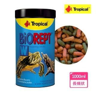 【Tropical】高蛋白烏龜成長飼料(1000ml)
