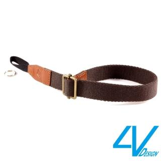 【4V Design】LAZO手腕帶-VB1LZ23-棕/棕色