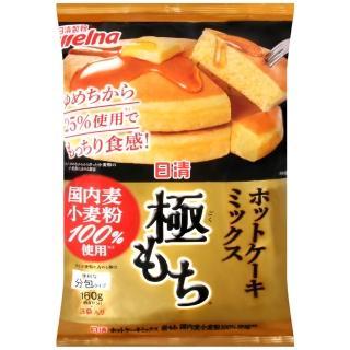 【NISSIN 日清】日清極致濃郁鬆餅粉(540g)