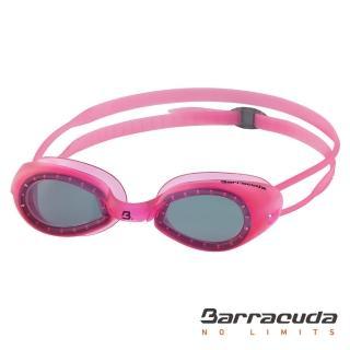 【Barracuda 巴洛酷達】兒童抗UV防霧泳鏡 HYDROXCEL #70720(義大利進口抗UV防霧鏡片2-6歲兒童泳鏡)
