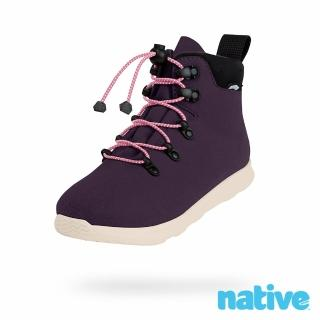 【native】AP APEX JUNIOR 小登峰靴-甲蟲紫x牛奶骨(大童)
