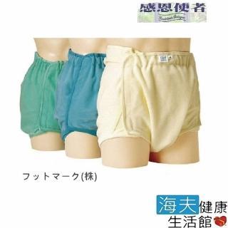 【日華 海夫】成人用尿布褲 穿紙尿褲後使用 加強防漏 更美觀 日本製(U0110)