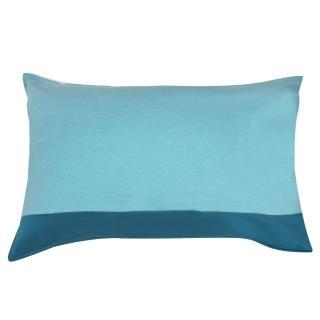 【Yvonne Collection】北極熊床組枕套(淺藍綠)