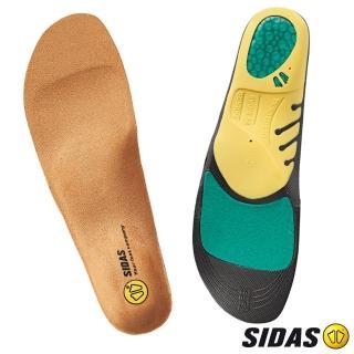 【SIDAS】Outdoor 3D 登山健行抗菌鞋墊(緩震保護、舒緩足壓)