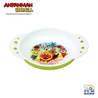 【ANPANMAN 麵包超人】AN麵包超人雙耳餐盤(小)