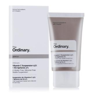 【The Ordinary】Vitamin C Suspension 23% + HA Spheres 2%(高純度維他命C 玻尿酸30ml)