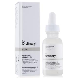 【The Ordinary】Hyaluronic Acid 2% + B5 超純補水玻尿酸(30ml)