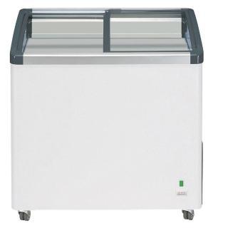 【LIEBHERR 利勃】德國利勃LIEBHERR 3尺4 弧型玻璃推拉冷凍櫃 EFI-2703(弧型玻璃推拉冷凍櫃)