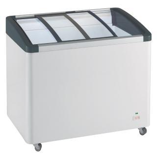 利勃 LIEBHERR 483L弧型玻璃推拉冷凍櫃 EFI-4853 (LED燈