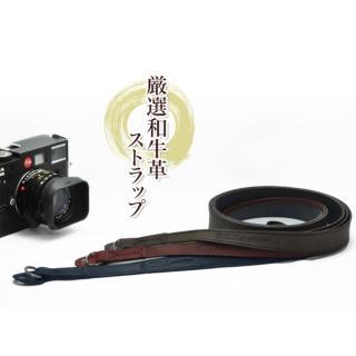 【3I CURA】120cm皮革相機背帶(棕色)-CWS-101