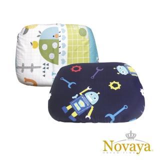 【Novaya 諾曼亞】《微笑寶貝》恆溫水冷凝膠嬰兒凹型枕(3款)