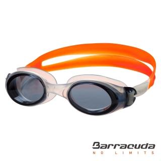 【Barracuda 巴洛酷達】SUBMERGE #13355 成人抗UV防霧泳鏡(抗UV防霧成人夜光泳鏡)