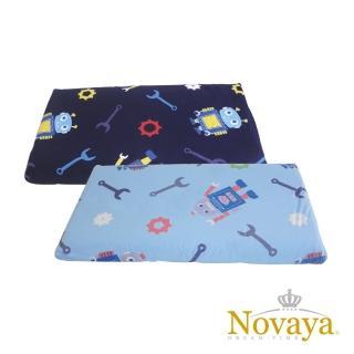 【Novaya 諾曼亞】《微笑寶貝》恆溫水冷凝膠兒童平枕(6款)