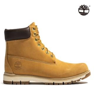 【Timberland】男款小麥黃絨面Radford 6吋防水靴