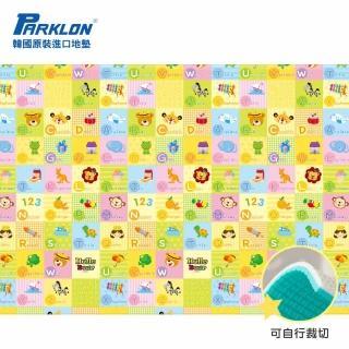 【Parklon 韓國帕龍】無毒地墊 - 單面切邊(歡樂叢林123)