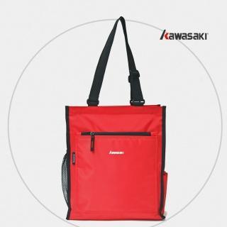 【KAWASAKI】簡約實用。PDA提袋紅(PDA提袋)