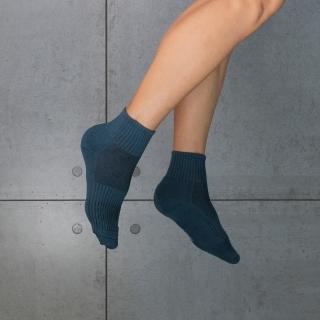 【aPure】除臭襪多功吸濕排汗科技運動襪(藍)