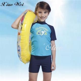 【小薇的店】兒童二件式泳裝(NO.2919H)