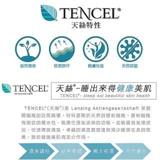 【滿2套送$100mo幣 A-nice】護理級 專業物理性防蹣 100%真防水 天絲床包式保潔墊(單/單大/雙/加大任選/TX)