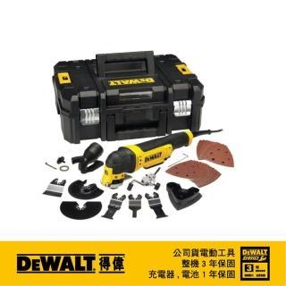 【DEWALT 得偉】美國 得偉 DEWALT 高效能磨切機 DWE315K(DWE315K)