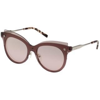 【Calvin Klein (CK)】水銀面 太陽眼鏡CK3196S(茶色)
