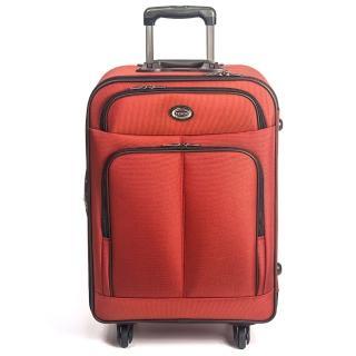 【YESON】26吋 第三代經典尼龍布多功能旅行箱-二色可選(MG-9526)