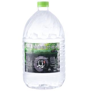 【心一】地中海竹炭水6000ml(飲水機專用水*2入)
