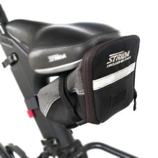 【STRiDA 速立達】反光座墊袋-黑