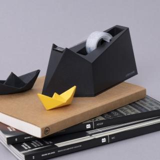 【urban prefer】 FOLDED PAPER 紙摺膠帶台 M(左右手皆可使用/防止刮傷)