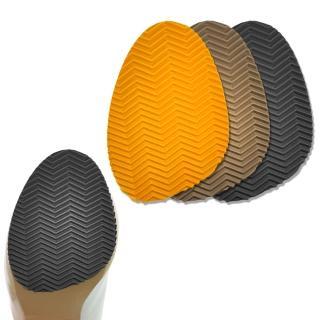 【足的美形】台灣製加厚3mm鞋底防滑貼(8雙)