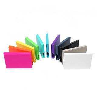 【urban prefer】 MEET+ 多彩專屬名片盒 上蓋(特殊滑蓋設計/名片收納/職場必備)