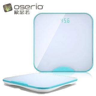【oserio 歐瑟若】無線智慧體重計 BTG-365
