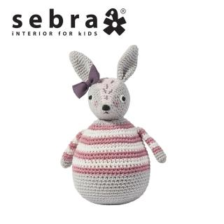【sebra】可愛兔子不倒翁(2色選擇)