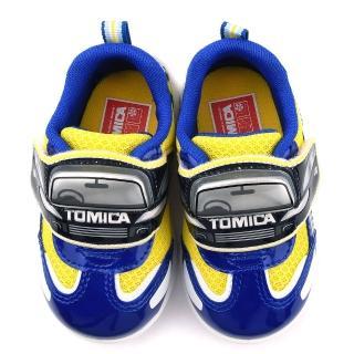 【童鞋城堡】Tomica多美小汽車 中小童 酷帥運動鞋(TM7788-藍)