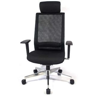 【Aaronation 愛倫國度】日本設計台灣製造H型電腦椅(AM-HOWARD-H)