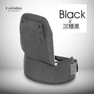 【Haenim】嬰兒揹巾腰帶(黑)